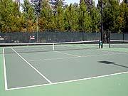 屋外テニス・コート